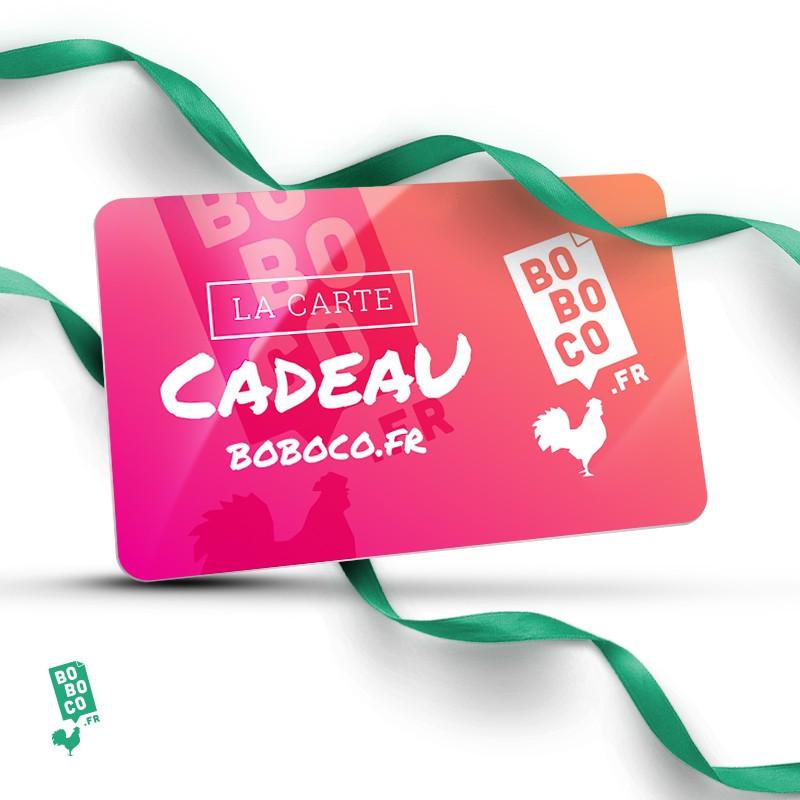 La Carte Cadeau Boboco - 30€