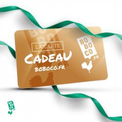La Carte Cadeau Boboco - 80€