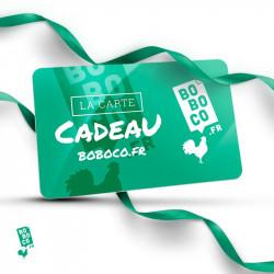 La Carte Cadeau Boboco - 50€