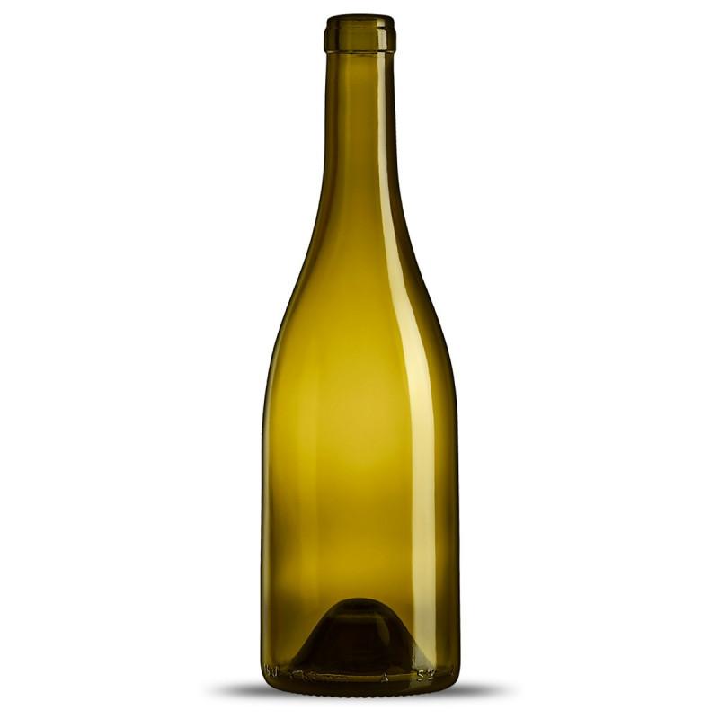 Bouteille de vin Séduction 75 cl - Feuille Morte - Lot de 12