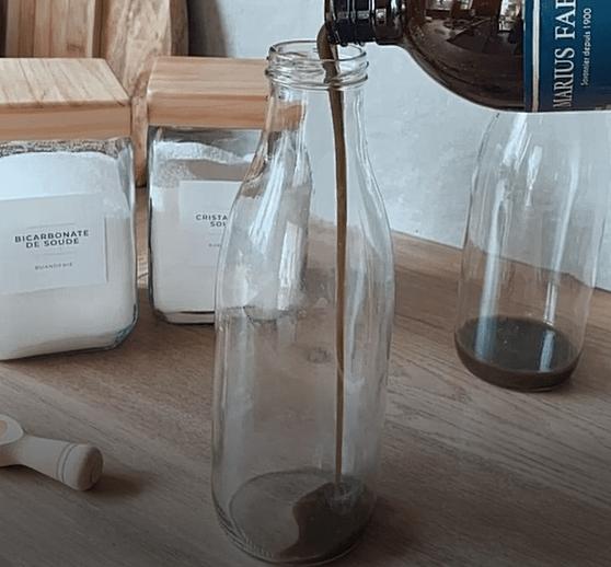 Etape 1 : créer lessive DIY