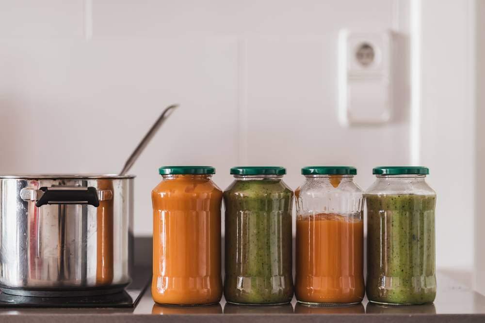 Comment conserver ses soupes maison en bocaux ? - Boboco